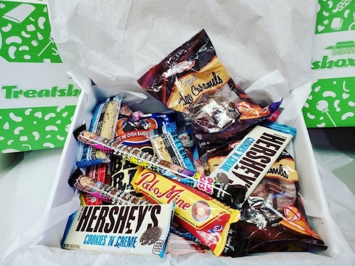 treatsbox, best stoner snacks