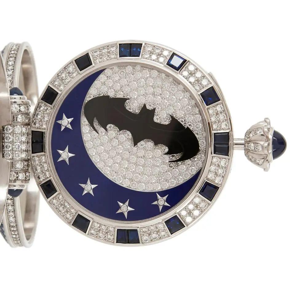 Batman Night and Day Watch Batman Automaton Most Expensive Watch