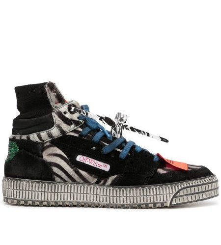 off-white off-court 3.0 black sneaker