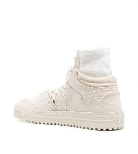 Off-White Off-court 3.0 high top white sneaker