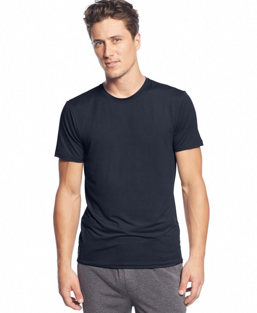 32 Degrees Men's Cool Ultra-Soft Light Weight Crew-Neck Sleep T-Shirt