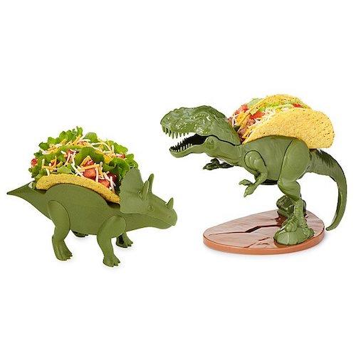 dinosaur taco holder, best dinosaur toy gifts
