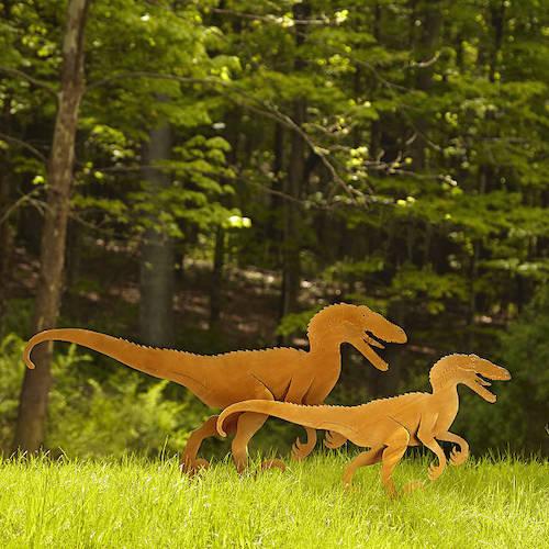 velociraptor sculpture, best dinosaur toy gifts