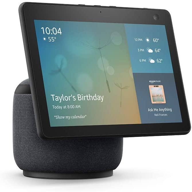 Amazon Echo Show 10;  best alexa speaker