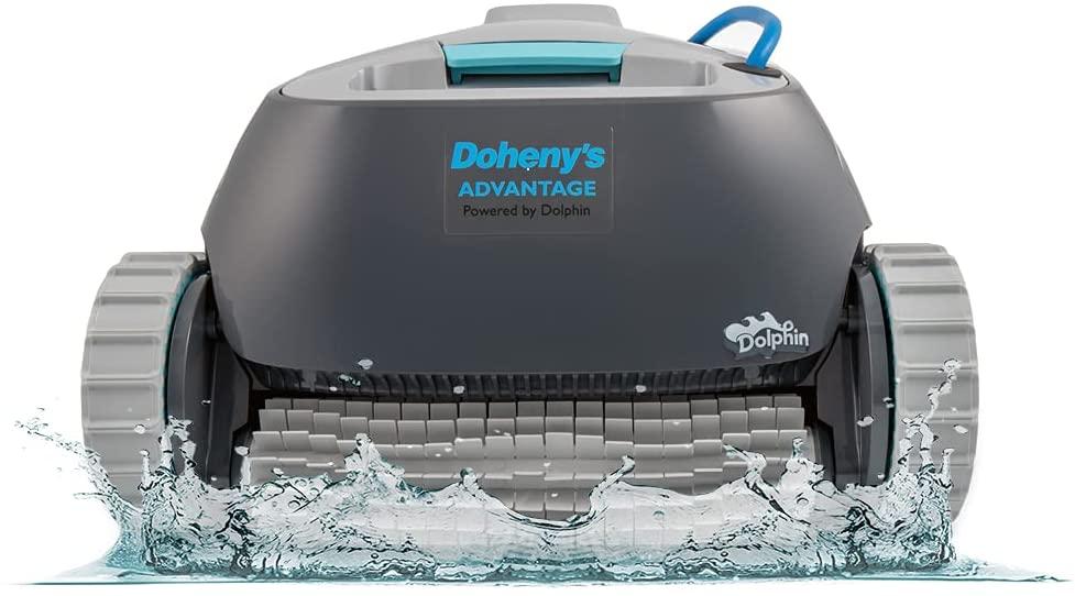 DOLPHIN Advantage Robotic Pool vacuum Cleaner