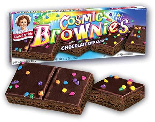cosmic brownies, best stoner snacks