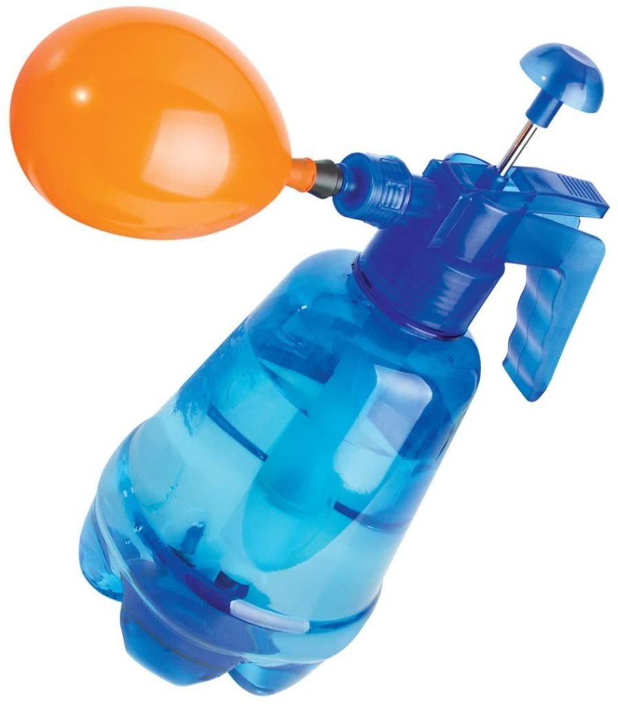 Ideas In Life Water Balloon Pump with 250 Balloons