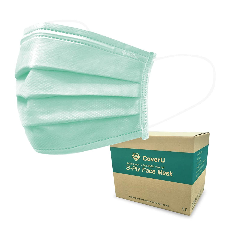 Medtecs Face Mask Disposable