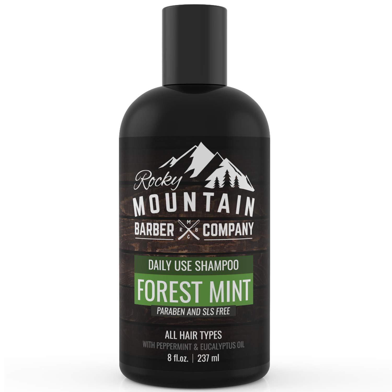 Rocky Mountain Barber Company Men's Shampoo