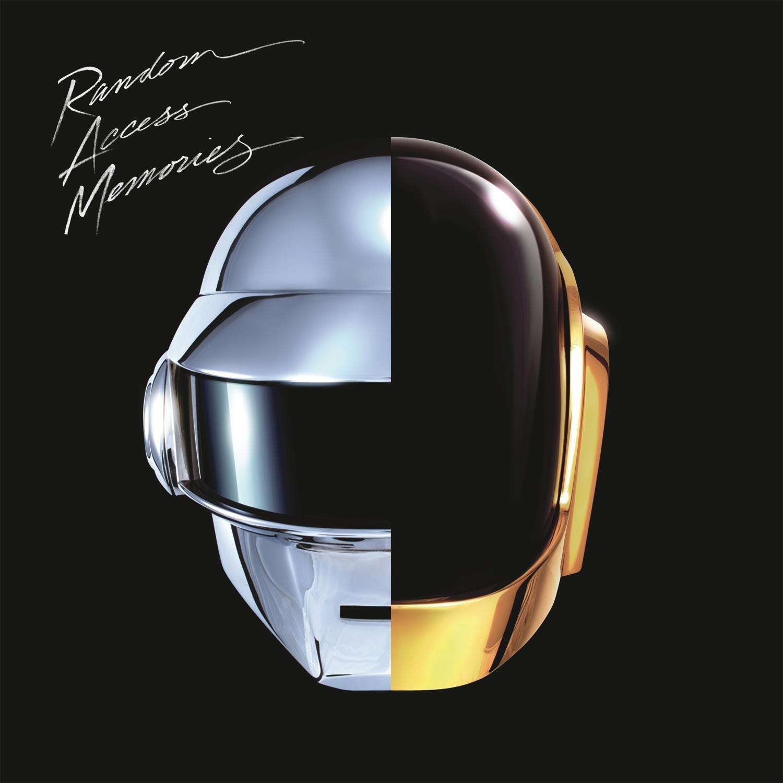 Random Access Memories by Daft Punk, best vinyl records