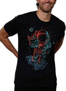 astronaut t-shirt, best NASA merch