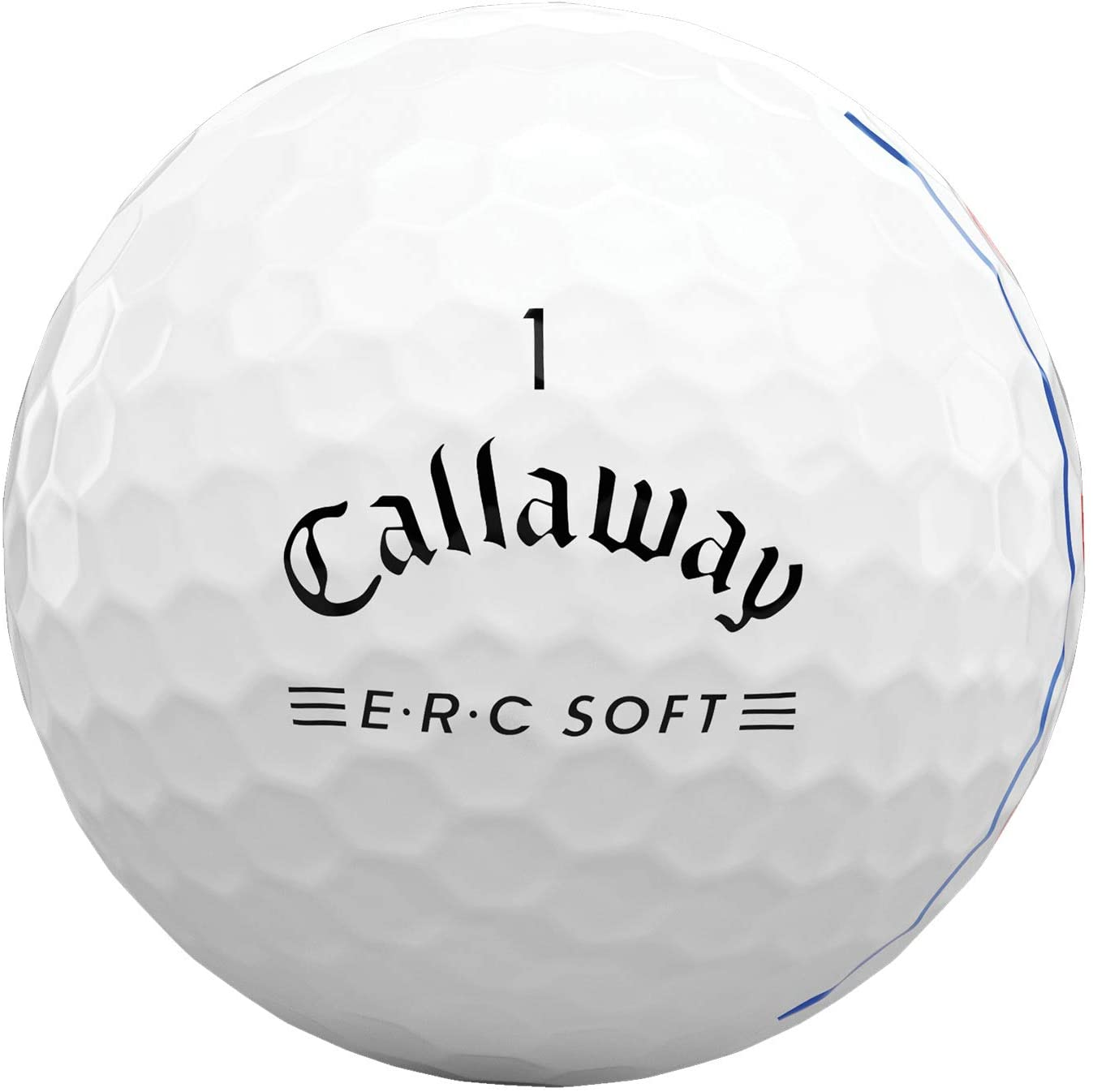 callaway erc soft core, best golf balls of 2021