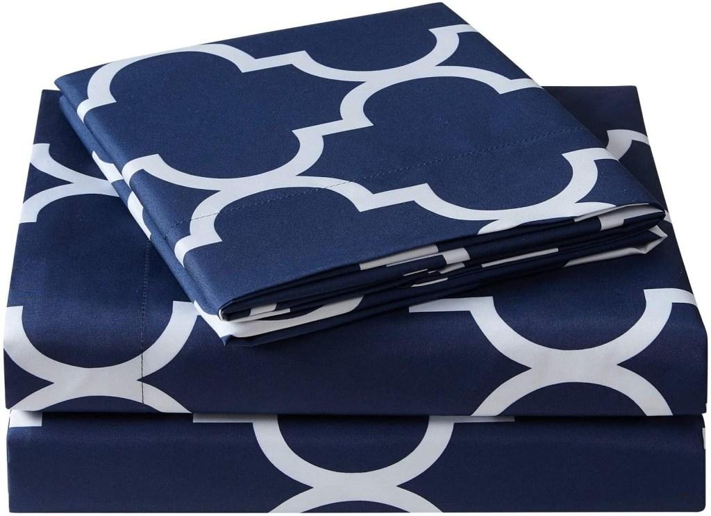 Mellanni Bed Sheet Set, Best Sheet Sets