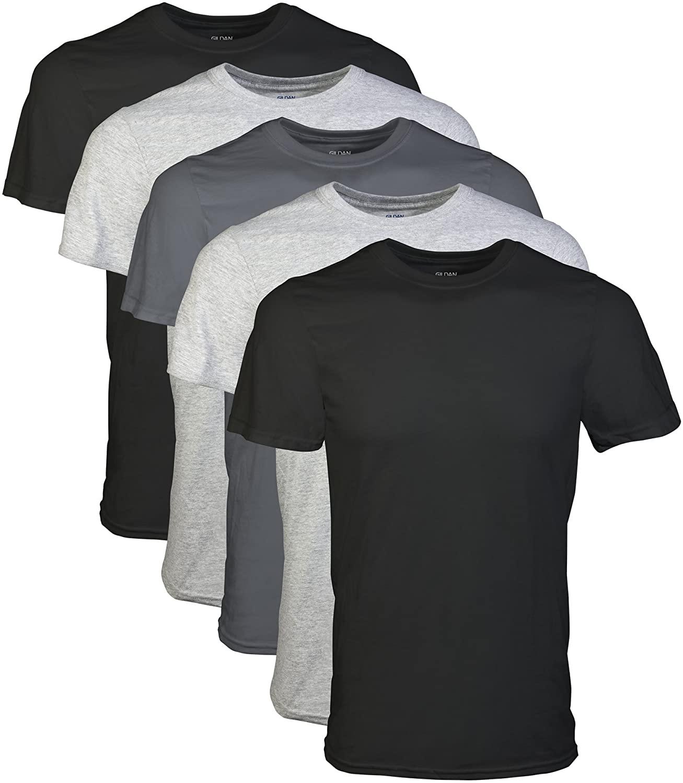 Gildan Crew T-Shirts, best men's t-shirts