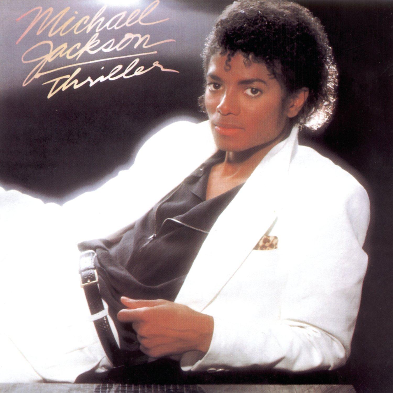 Thriller by Michael Jackson, best vinyl records