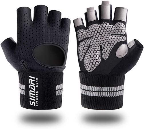 Simari gloves, best weightlifting gloves
