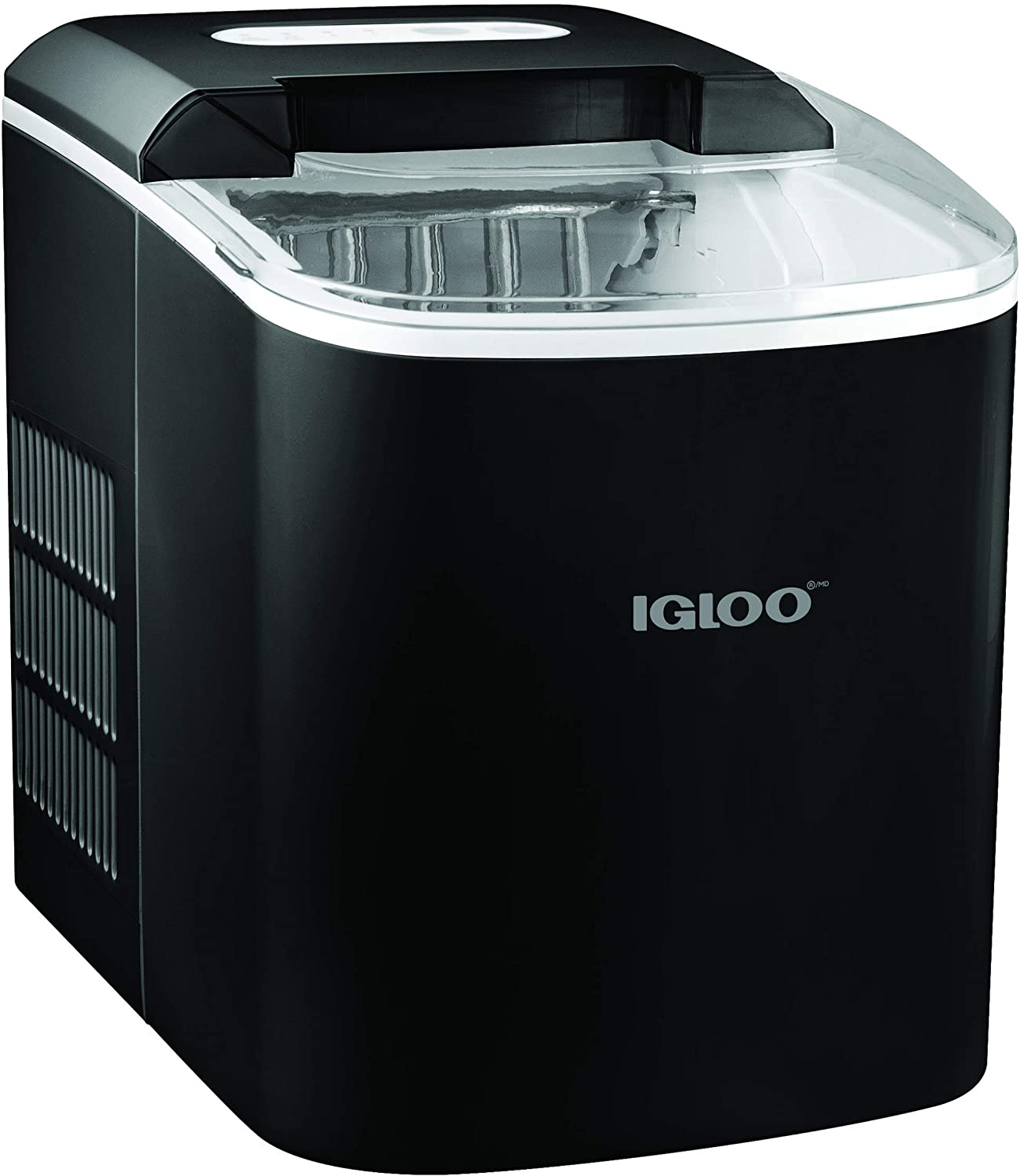 Igloo ICEB26BK Portable Electric Countertop Automatic Ice Maker