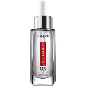 L'Oreal Paris Skincare Revitalift Derm Intensives 1.5% Pure Hyaluronic Acid Face Serum