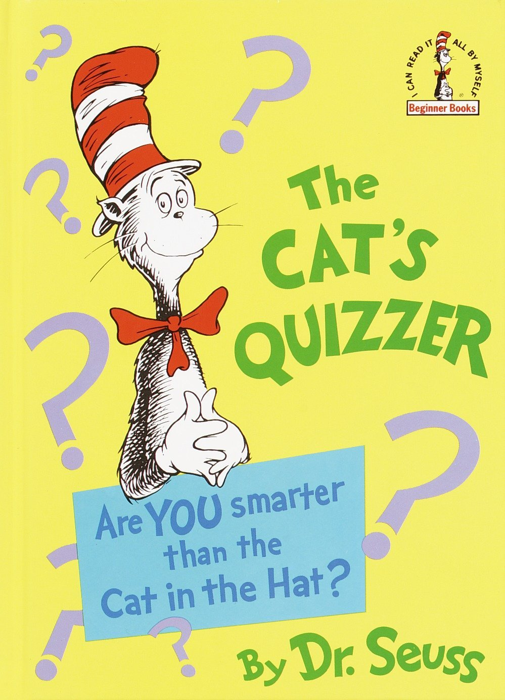 the cats quizzer book cover