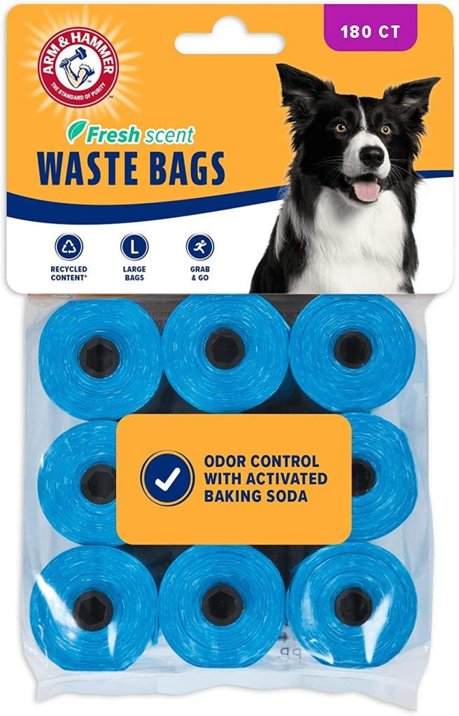 Petmate Arm & Hammer Disposable Pet Waste Bags