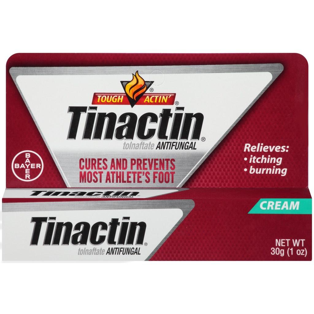 Tinactin, Best Athlete's Foot Cream