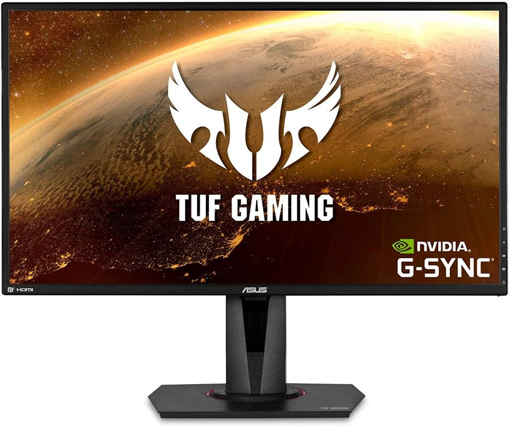 ASUS TUF VG27AQ 144Hz Gaming Monitor, best gaming monitor