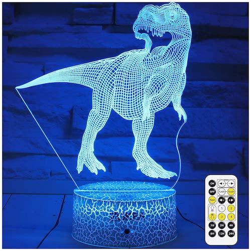 trex nightlight, best dinosaur toy gifts