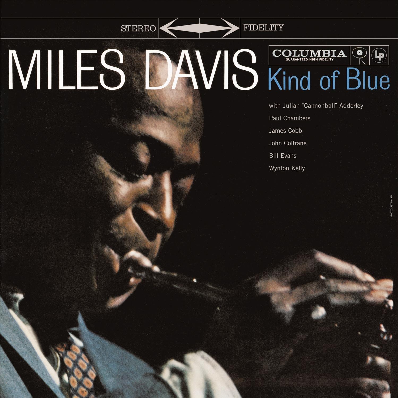 Kind of Blue by Miles Davis, best vinyl records