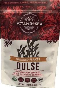 smoked seaweed flakes, best seaweed snacks