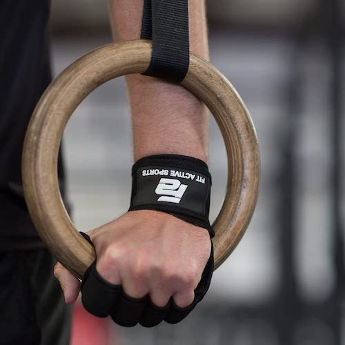 Fit Action Sports weightlifting gloves