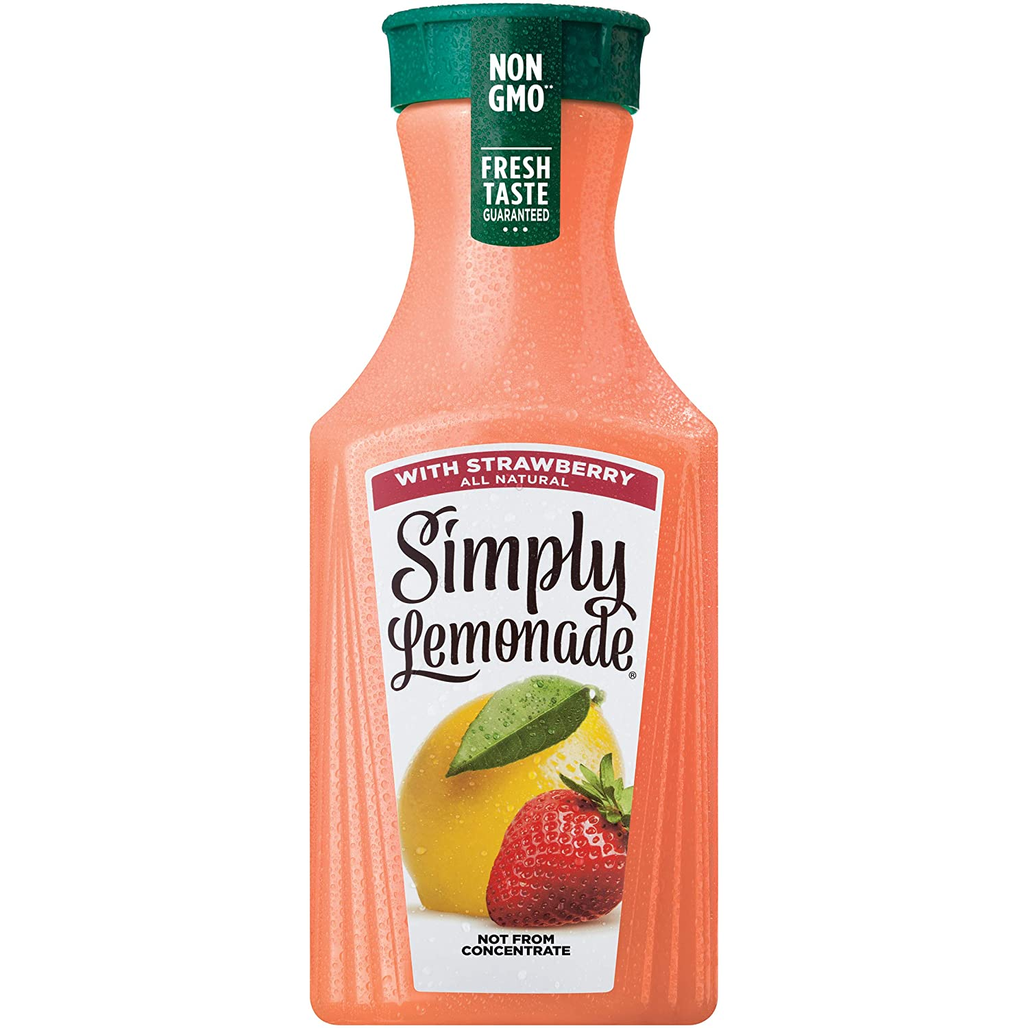 Simply Lemonade with Strawberry