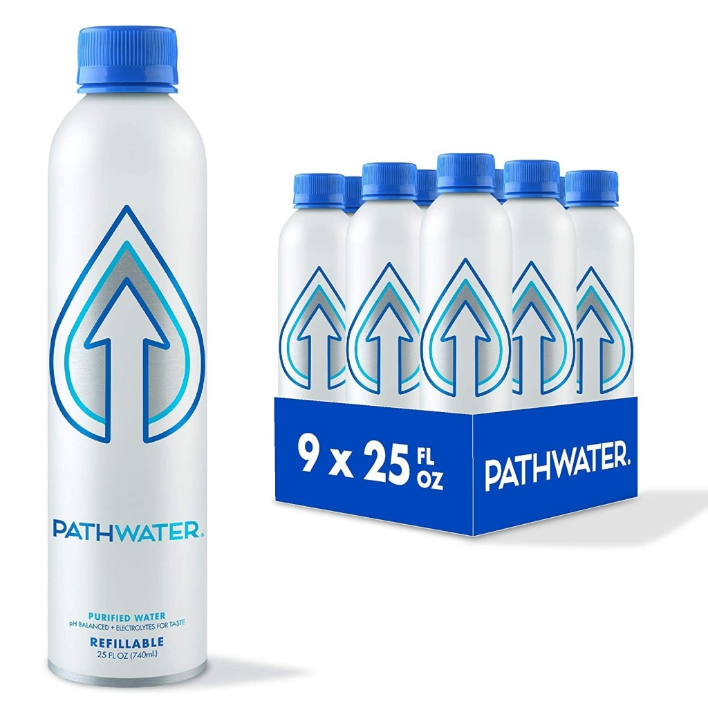Path Water, How to Reduce Your Single Use Plastic Habit