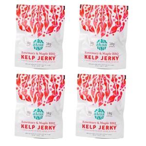 kelp jerky, best seaweed snacks