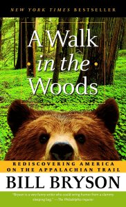 a walk in the woods, best memoirs