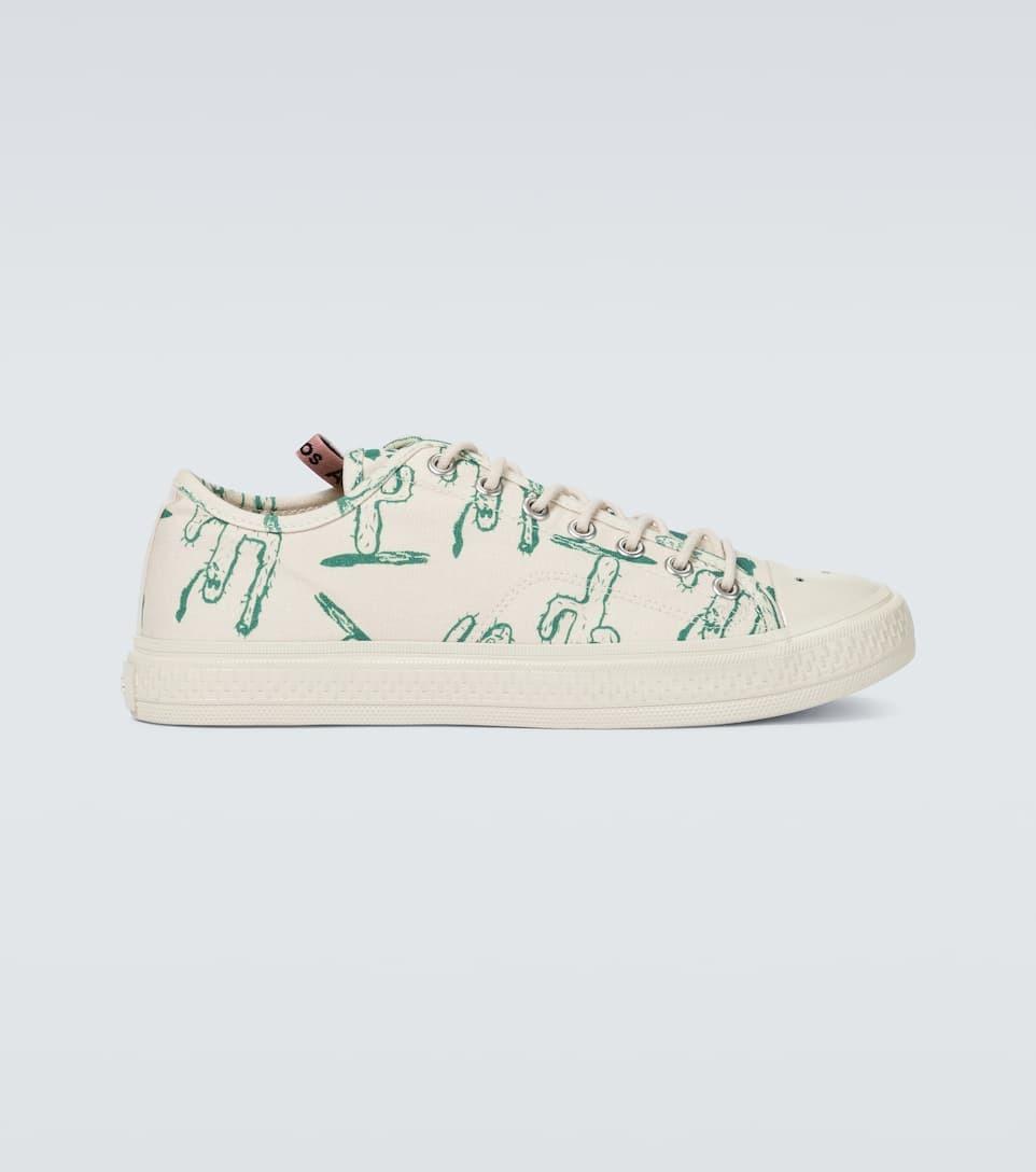 Acne Studios Ballow Printed Sneakers - best designer sneakers