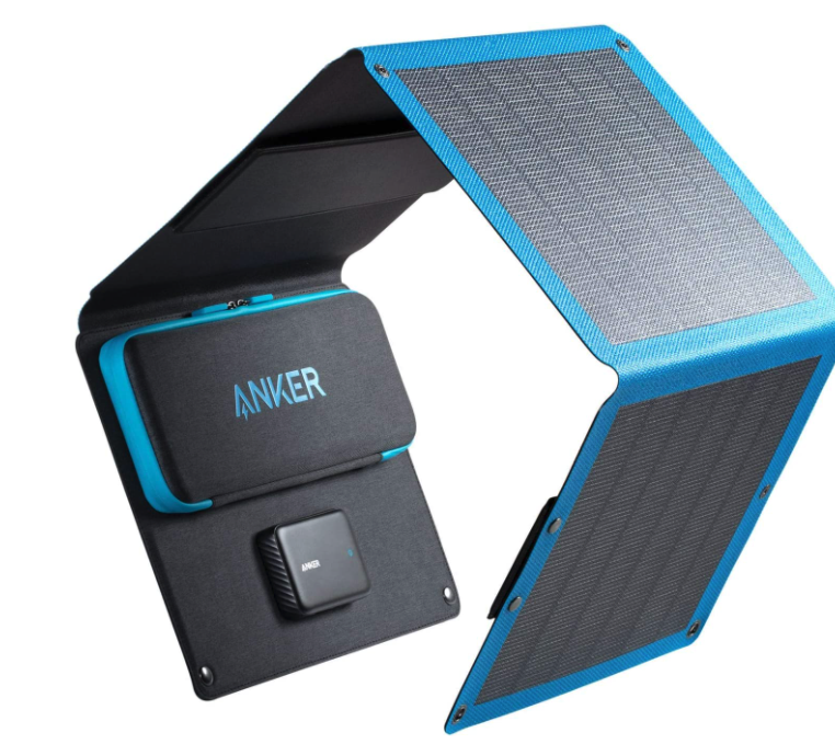 Anker 24W 3-Port Solar Charger
