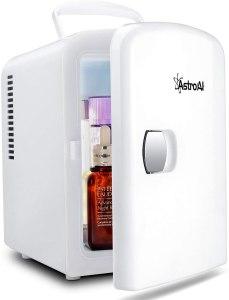 AstroAI skincare fridge