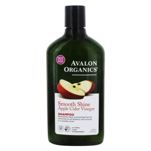 Avalon Organics Smooth Shine Apple Cider Vinegar Shampoo