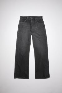 Acne Loose Bootcut Jeans