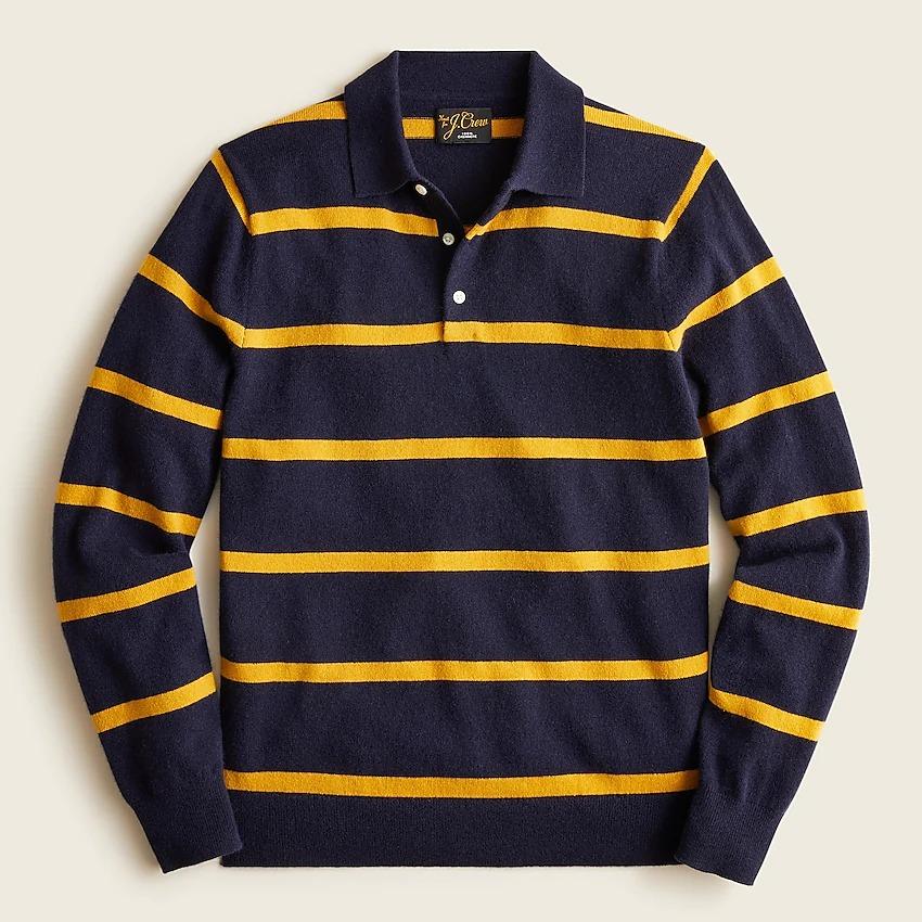 J.Crew Cashmere Collared Sweater
