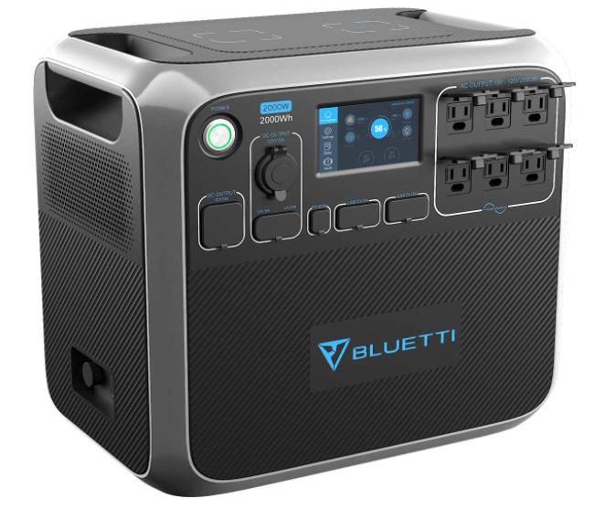 BLUETTI Portable Powerstation