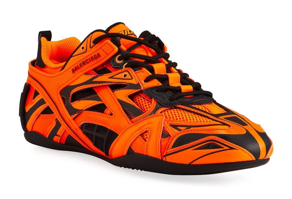 Balenciaga Two-Tone Caged Sneakers - best designer sneakers