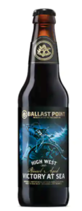 Ballast Point Victory at Sea, the strongest beer