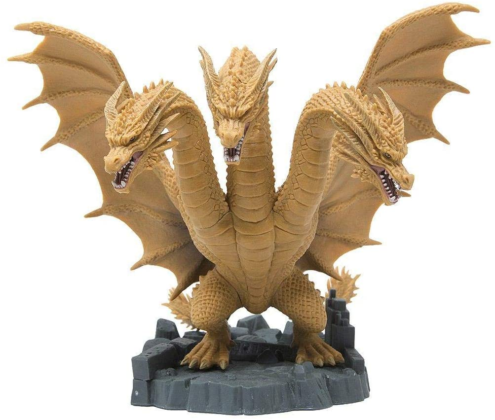 Banpresto King Ghidorah Toy