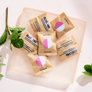 bathroom tablet refill packs, how to go plastic free