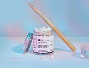 bite toothpaste bits, how to go plastic free