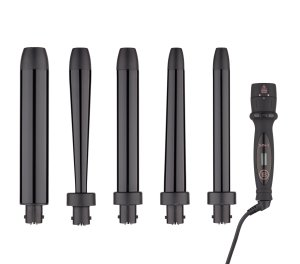 bombay hair 5-in-1 curling wand, gifts for her