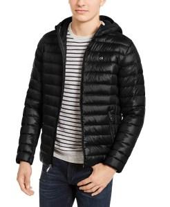 Calvin Klein puffer jacket, men's winter jackets on sale