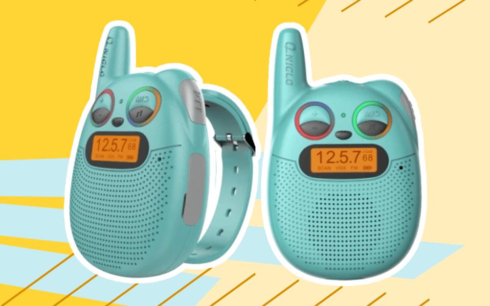 kids walkie talkies