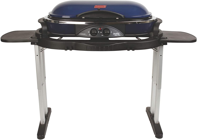 Coleman RoadTrip LX Propane Grill, best portable grills